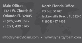 Foam Insulation Florida Orlando Jacksonville