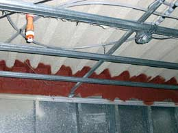 Insulation solutions fire stopping