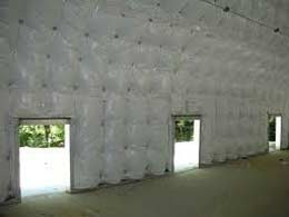 Insulation solutions metal building